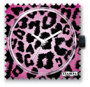 S.T.A.M.P.S. Watch Pink Leo